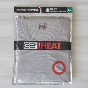 Heat Performance Thermal Baselayer long sleeve t